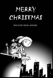 christmas by angrydrunksteve