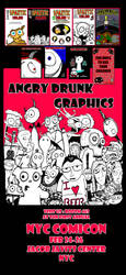 flyer by angrydrunksteve
