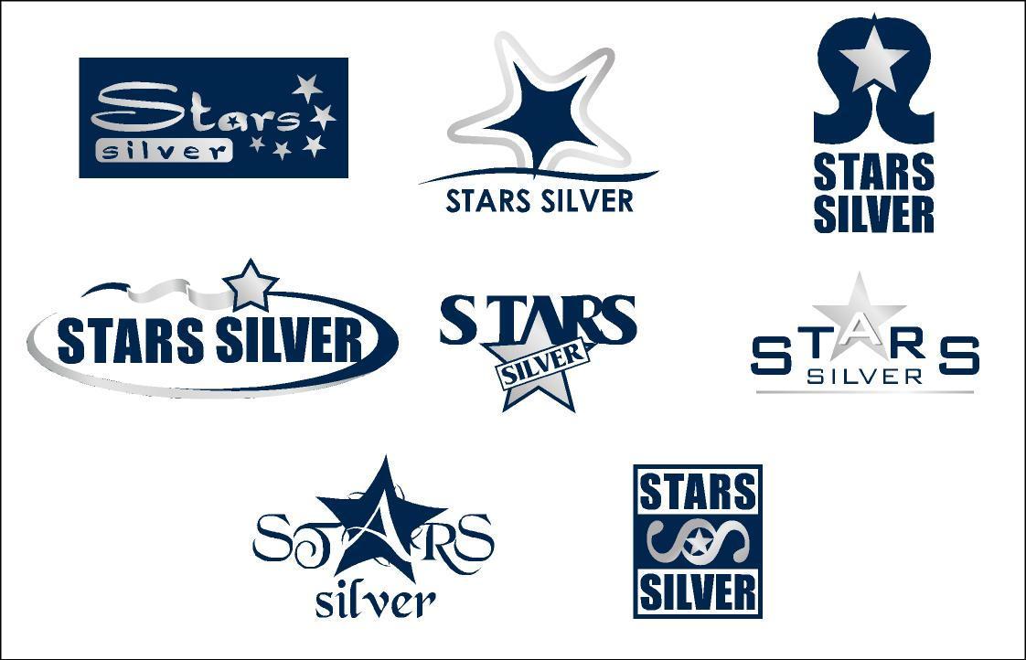 Stars Silver Logo by nicy2002 on DeviantArt