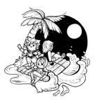KH: Raft by owopyre