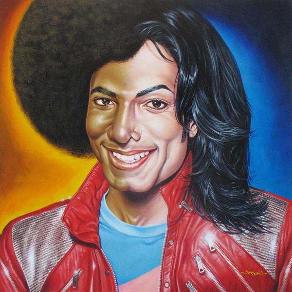 Michael Jackson by jasonedmiston