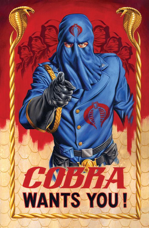 Cobra wants you by jasonedmiston