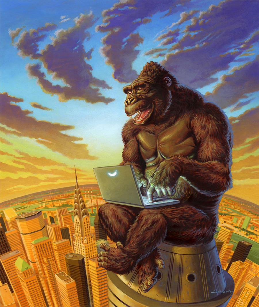 King Kong Blogs final