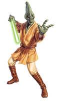 Star Wars toy art