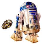 R2-D2 by jasonedmiston
