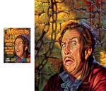Famous Monsters: Vincent Price by jasonedmiston