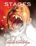Stages - Art book cover