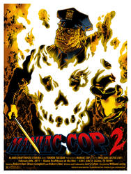 Maniac Cop 2 by jasonedmiston