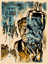 Dr Jekyll and Mr Hyde by jasonedmiston