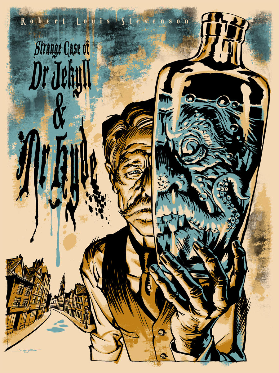 It's just a photo of Adaptable Dr Jekyll And Mr Hyde Drawing