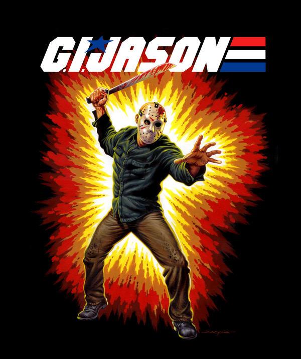 G.I.Jason: A Real American Slasher by jasonedmiston