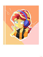 Sunset Shimmer by noahther