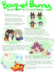 Bouquet Bunnies Reproduction/Crossbreed Info Sheet by moo-nicorn