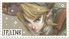 twilight princess link - stamp by moo-nicorn