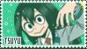 tsuyu - stamp by moo-nicorn