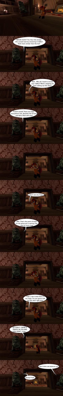 Traps (comic) by Dracagon