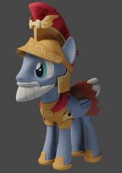 Commander Ironhead