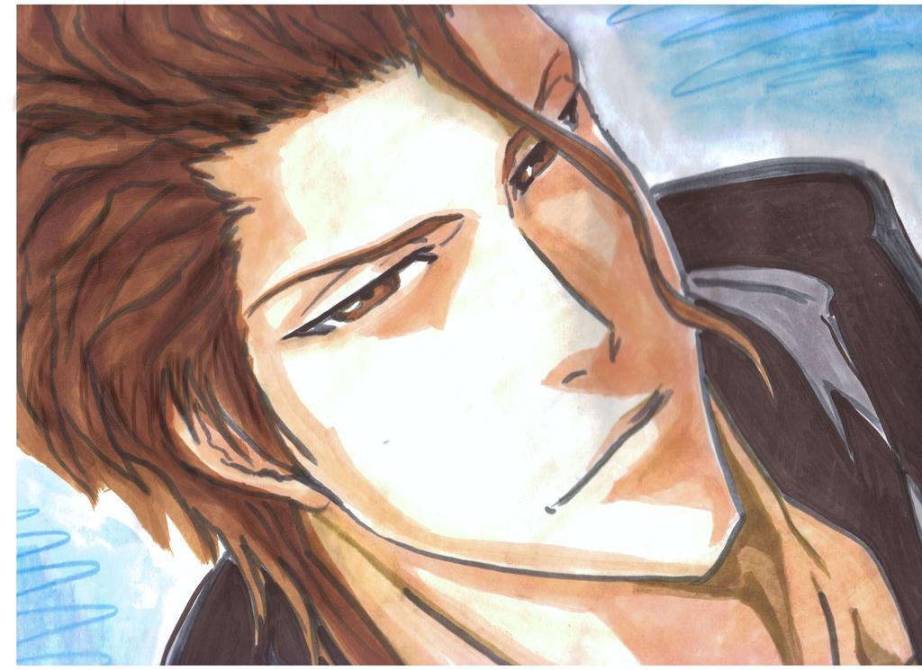 Aizen Sousuke by lisogin