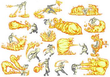 Firebending Final List by moptop4000