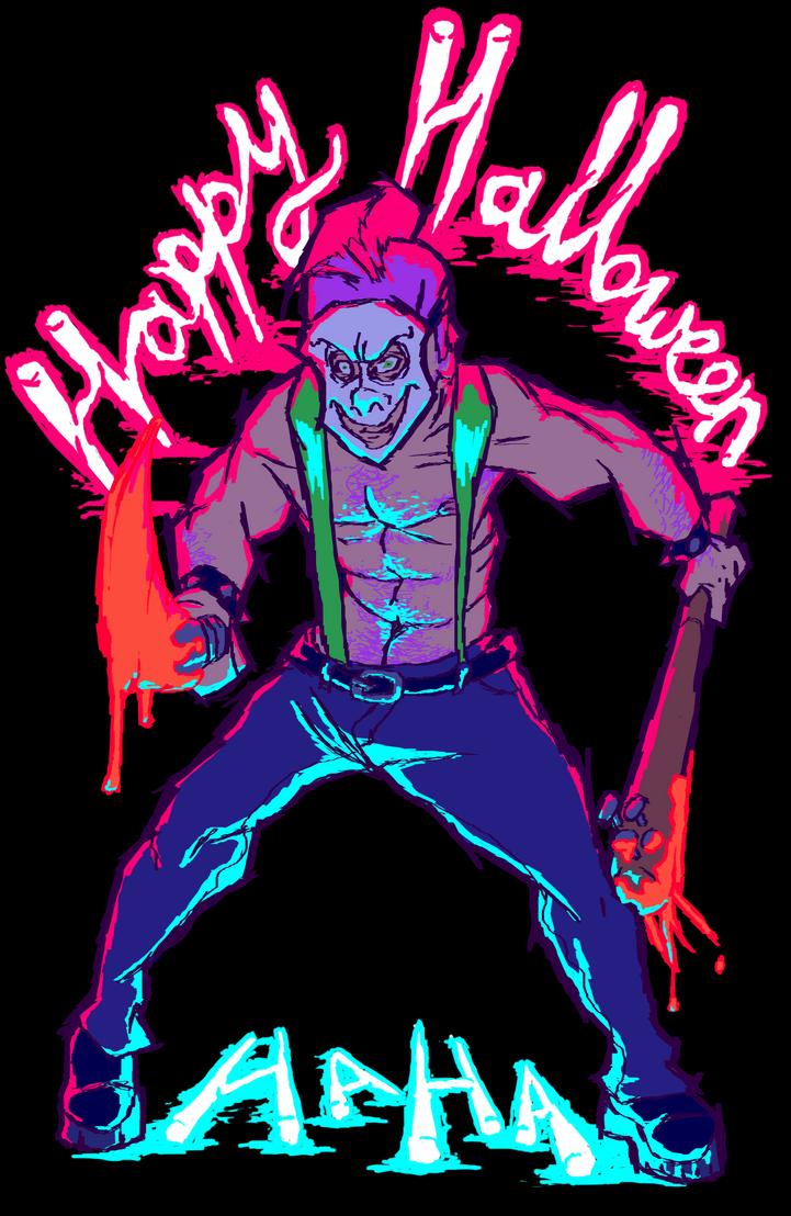 Jokers People: coloured by moptop4000