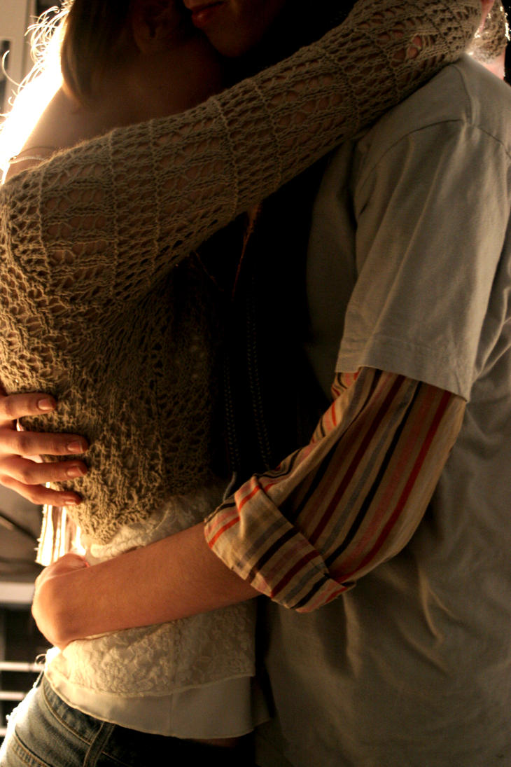 Фото мужика с девушкой со спины