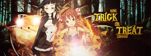 GARURURU Halloween CG Kantai Collection