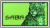 Saba Stamp by CrowClaws