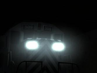 GTA San Andreas Myth: Ghost Train