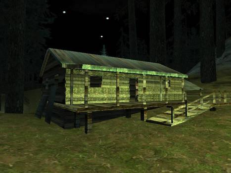 GTA San Andreas Creepy House