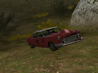 GTA San Andreas Myth: Ghost Car