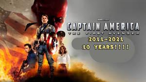 Captain America: The First Avenger (2011-2021)
