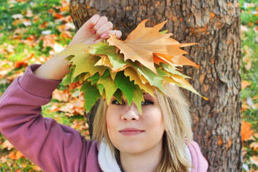 autumn by Nimta