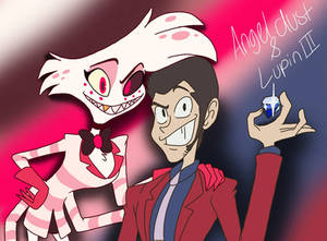 angel dust and lupin 3rd