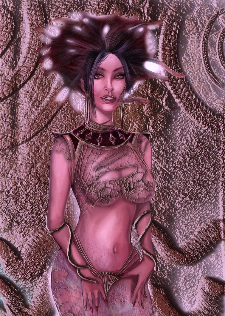 Medusa2 by kainthebest