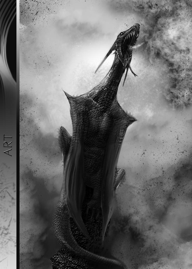 Dragonart by kainthebest