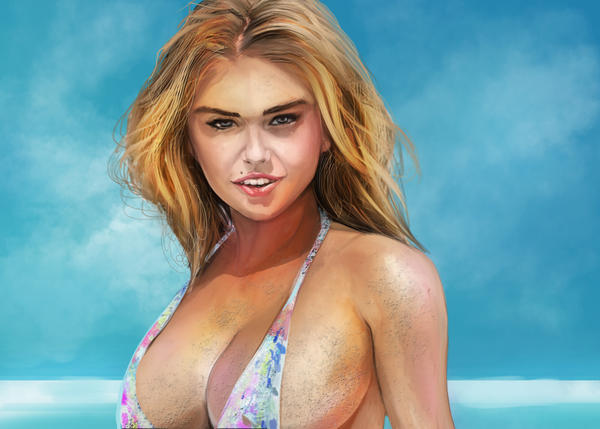 Kateupton by kainthebest