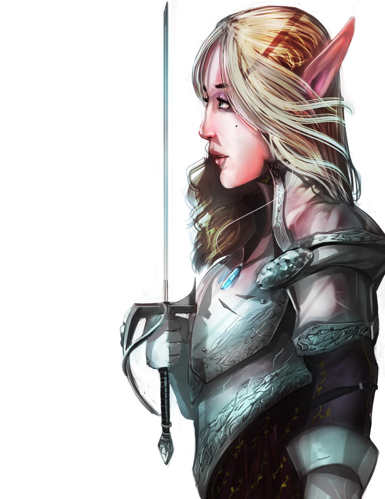 Elf by kainthebest