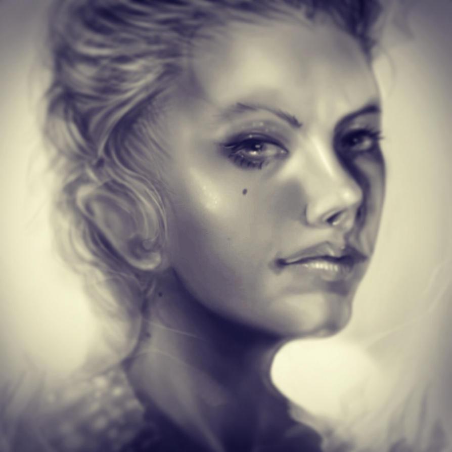 Elsa by kainthebest