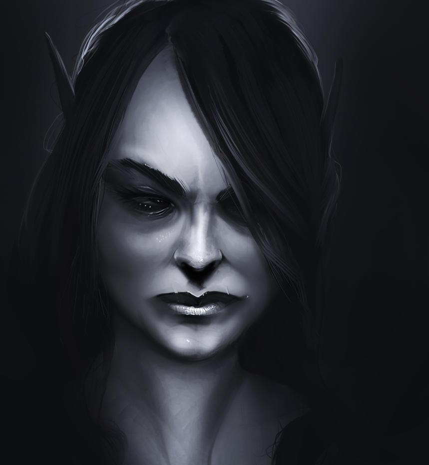 EvilQueen by kainthebest