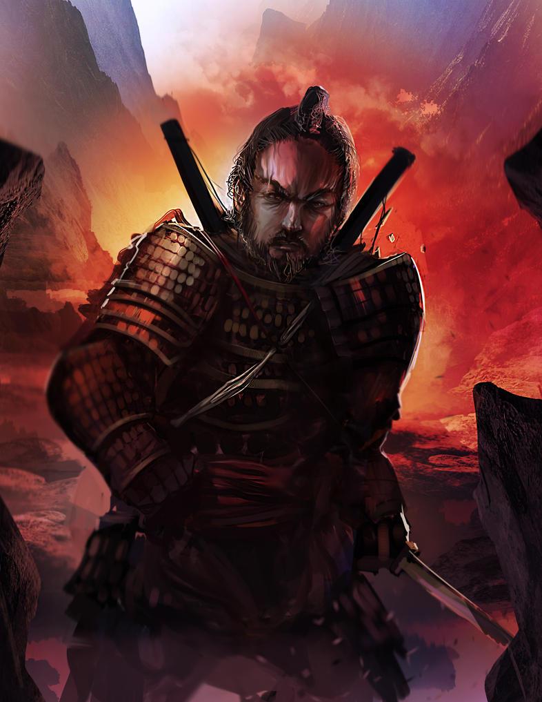 Warrior spirit by kainthebest