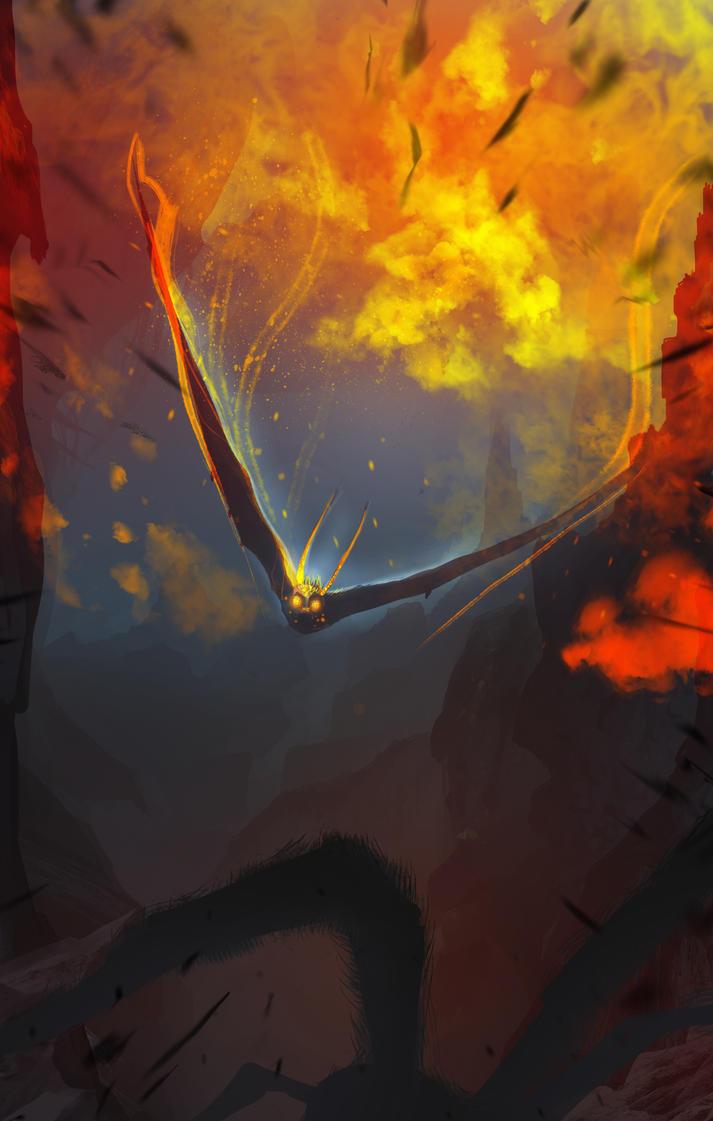 Firebat by kainthebest