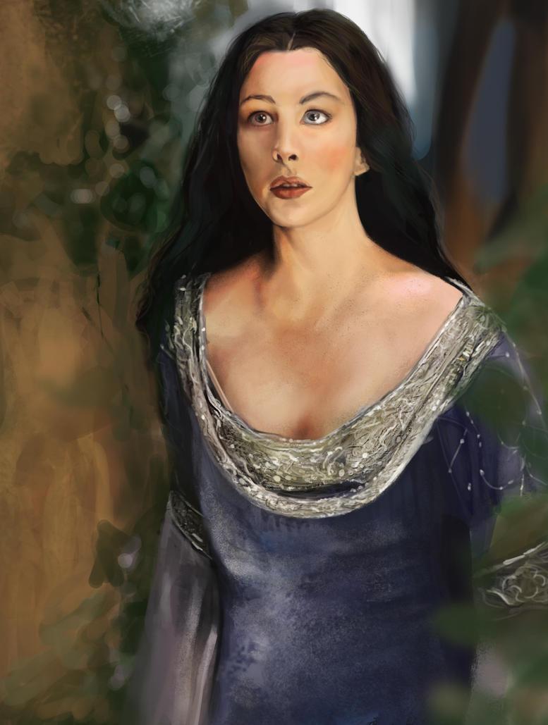 Arwen by kainthebest
