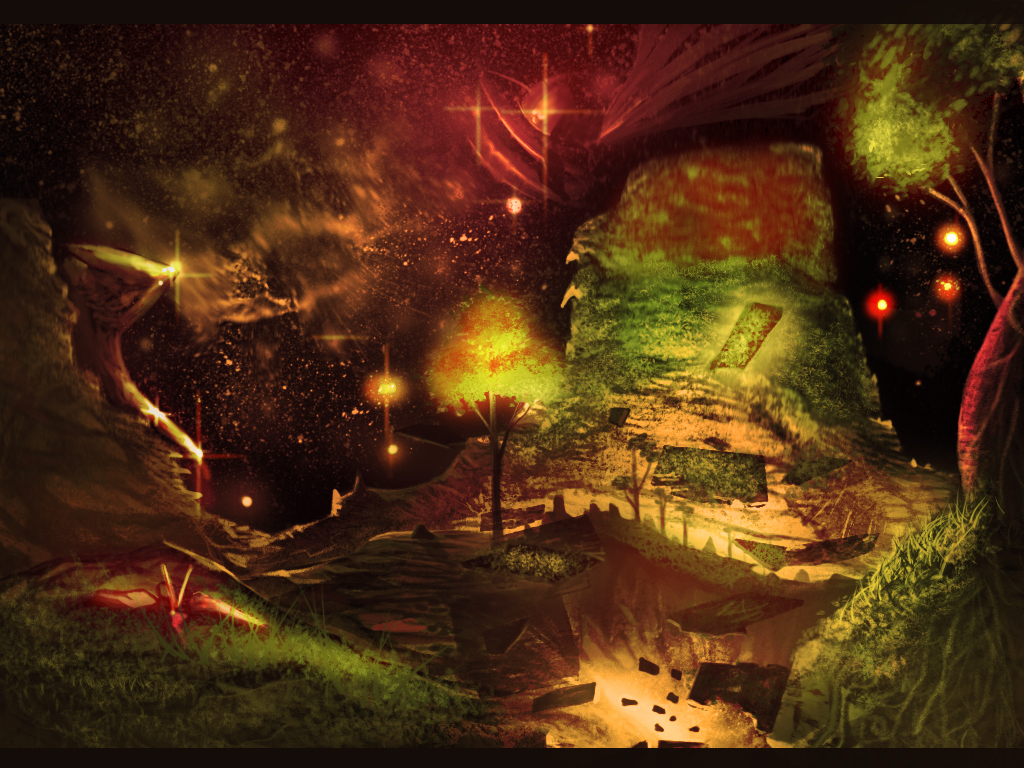 Alien Planet by kainthebest