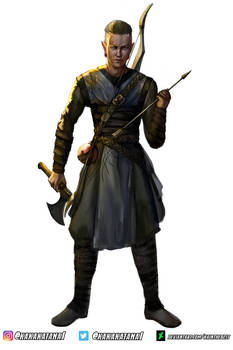 Elf viking