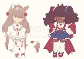 [Closed][Set Price] Lolita Adopts by PickleAdopts