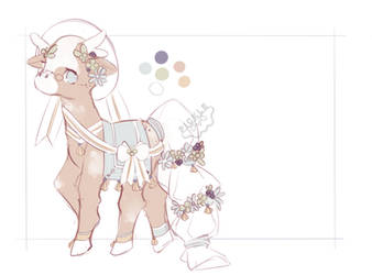 [Closed][Set Price] Berry Parade Adoptable by PickleAdopts