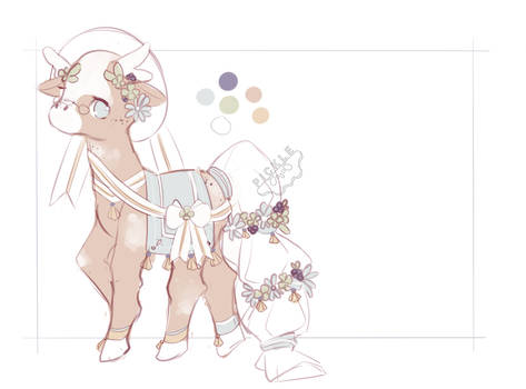 [Closed][Set Price] Berry Parade Adoptable