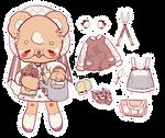 [Closed][Auction] Gardener Bear