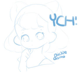 [Closed][Auction] Sketch Bust Auction YCH