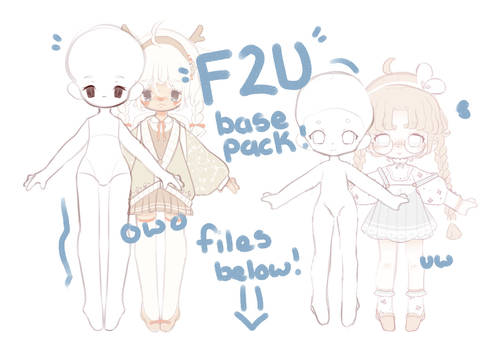 Free to use Base Pack